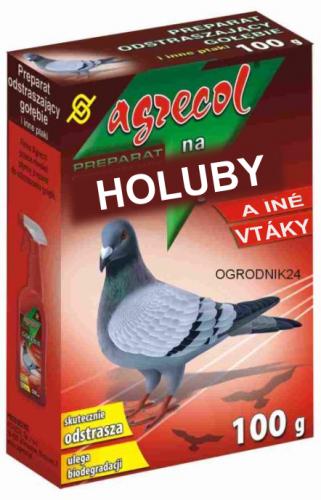Prípravky proti holubom - obrázok